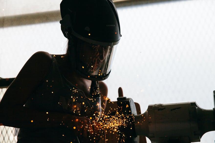 grinder-sparks-manufacturing